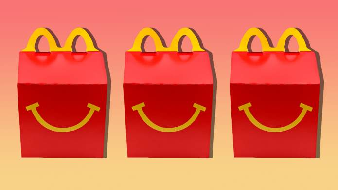 McDonald's Is Going to Make Happy
