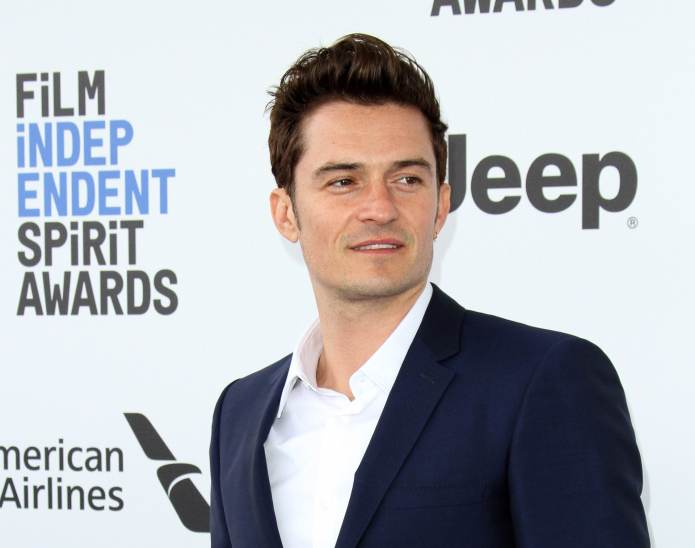 Orlando Bloom Is Sad You Saw