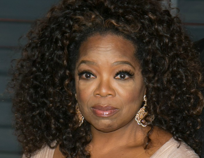 Oprah is auctioning off crazy swag