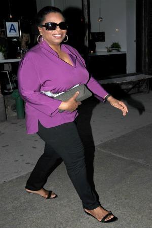 Oprah 50 Cent Feud