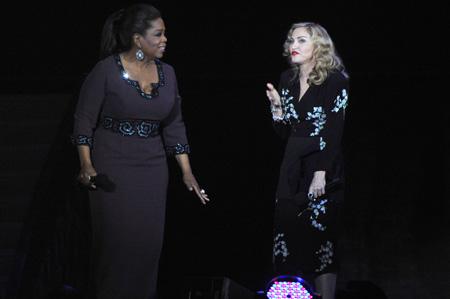 Oprah Madonna