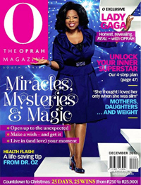 Oprah 12 Days Of Christmas.Oprah S 12 Day Holiday Giveaway Lottery Sheknows