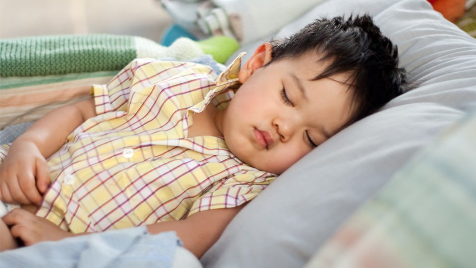 Mom Gets Slammed for Letting Kids Sleep in Their Clothes – SheKnows 0b752c143