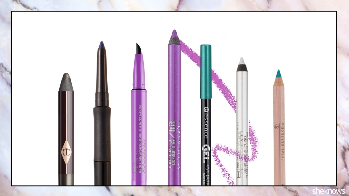 The best colored eyeliner for your