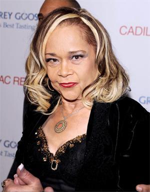 Etta James dies, aged 73