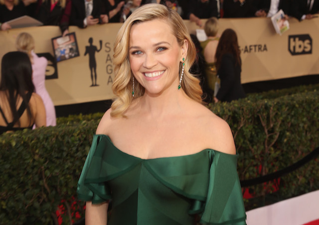 Check out these celebrities' Starbucks orders: Reese Witherspoon