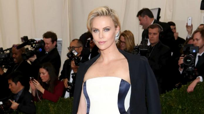 How to flatter Charlize Theron: Liken