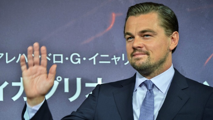 Leonardo DiCaprio may have reunited with