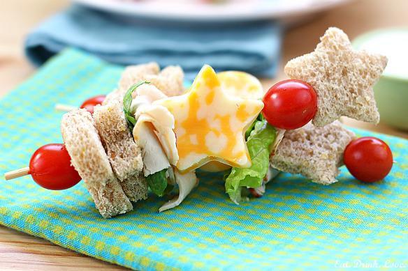 Creative recipe ideas to make lunch