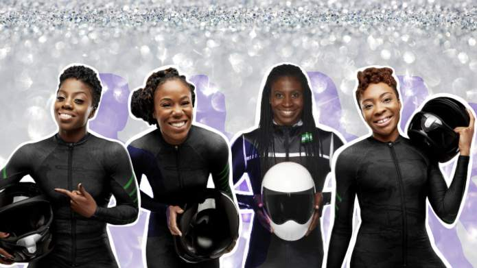 The Nigerian Women's Bobsled Team Are