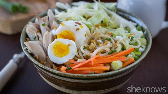 Filipino chicken egg noodle soup is your favorite new comfort food – SheKnows