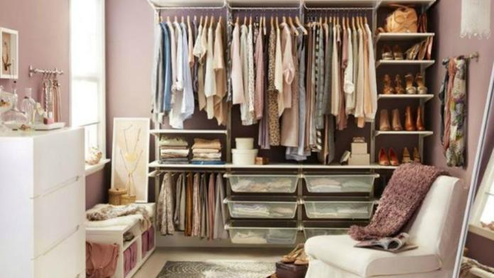 3 Closets that will make you