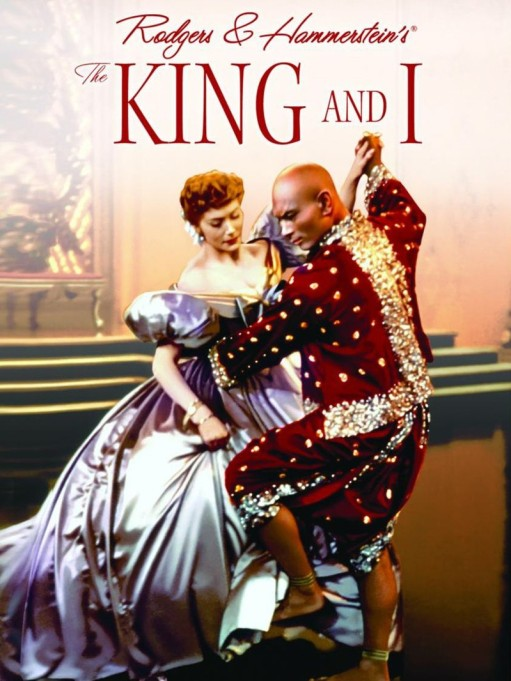 'The King and I' movie poster