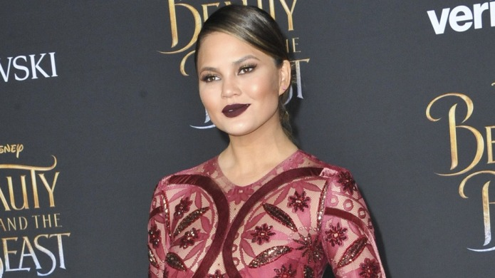 Chrissy Teigen Opens Up About Her