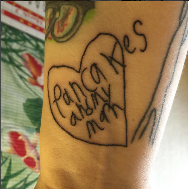 These Parents Turned Their Kids Drawings Into Incredible Tattoos