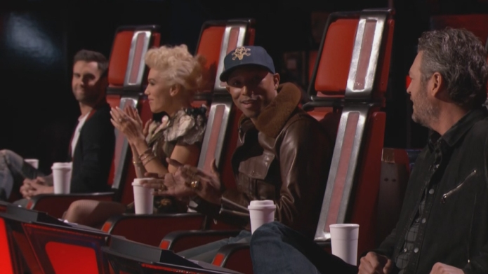 The Voice voters accused of showing