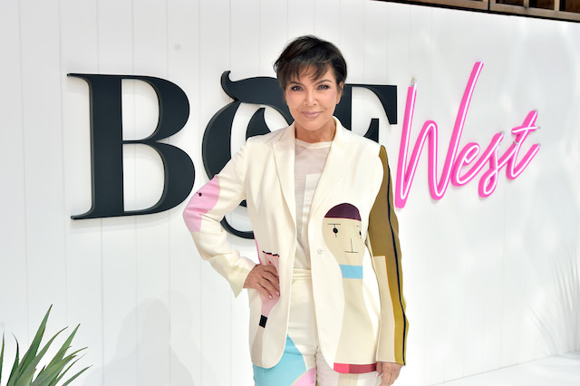 Kris Jenner attends the BoF West Summit at Westfield Century City
