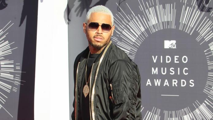 Chris Brown porked out in prison