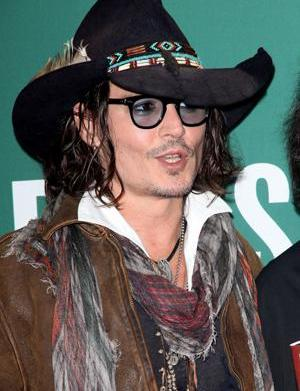 Johnny Depp to play Whitey Bulger