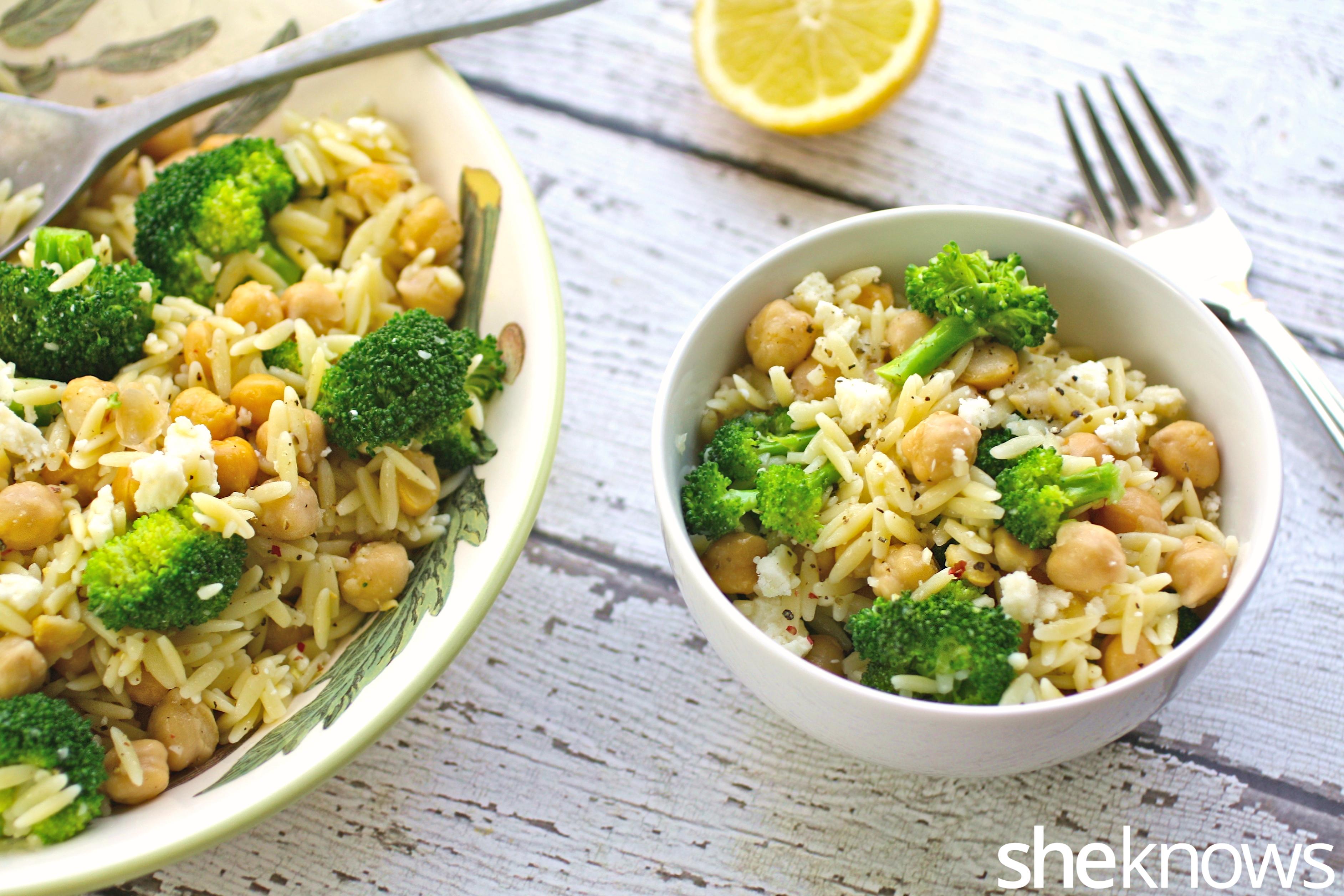 orzo-salad-broccoli-chickpeas-feta