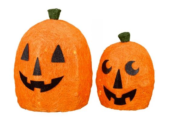 outdoor pumpkins