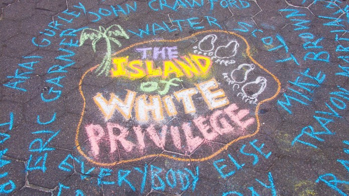 Yes, white privilege is real, so