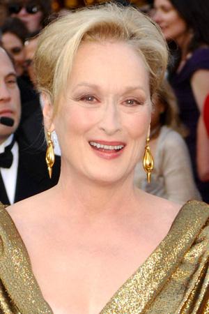 Meryl Street -- Oscar 2012