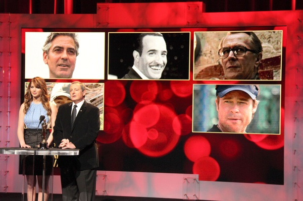 2012 Oscar nomination snubs