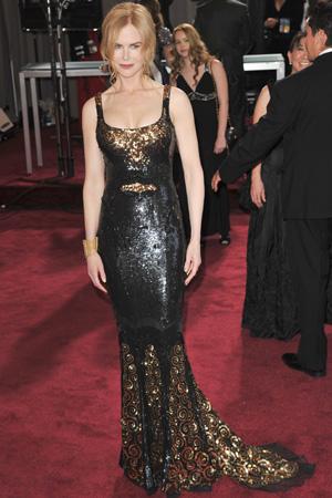Nicole Kidman at the 2013 Oscars