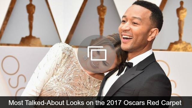 Oscars best fashion 2017