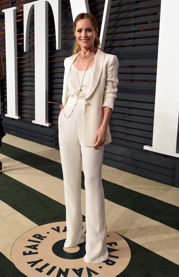 Leslie Mann at the 2015 Oscars