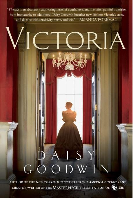 'Victoria' Daisy Goodwin book cover