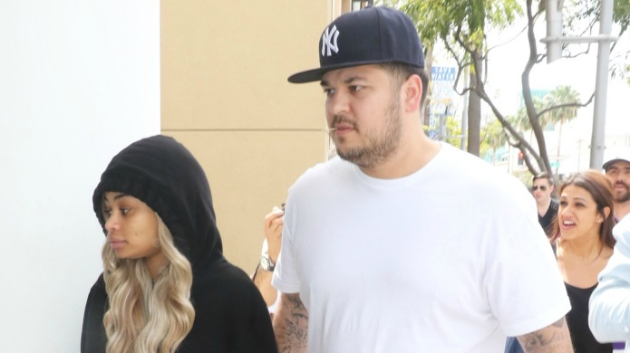 Rob Kardashian's relationship drama has an