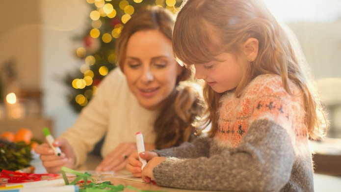 53 Christmas Coloring & Activity Pages