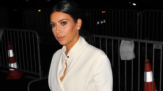 Kim Kardashian schools us on Instagram