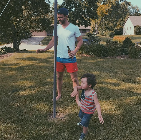Celebrities Celebrating Independence Day: Nick Viall
