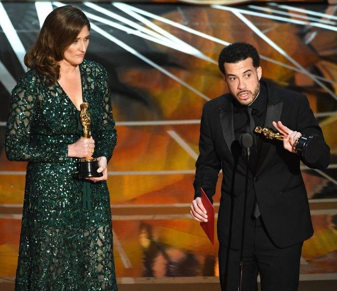 Ezra Edelman Oscars 2017