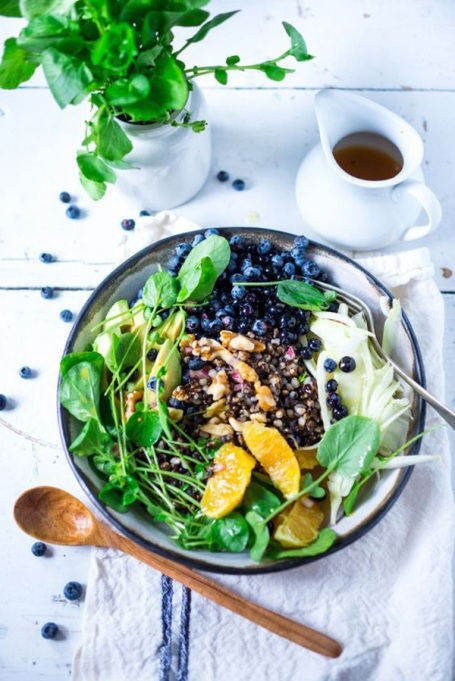 50 Easy Summer Salads: Glow Bowl | Summer Eats