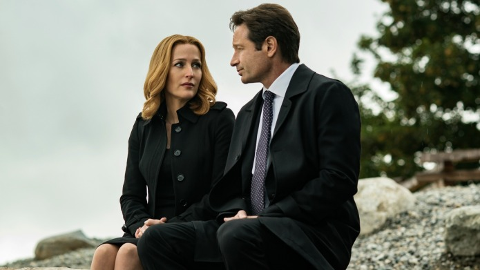 A tragic X-Files death shows it's