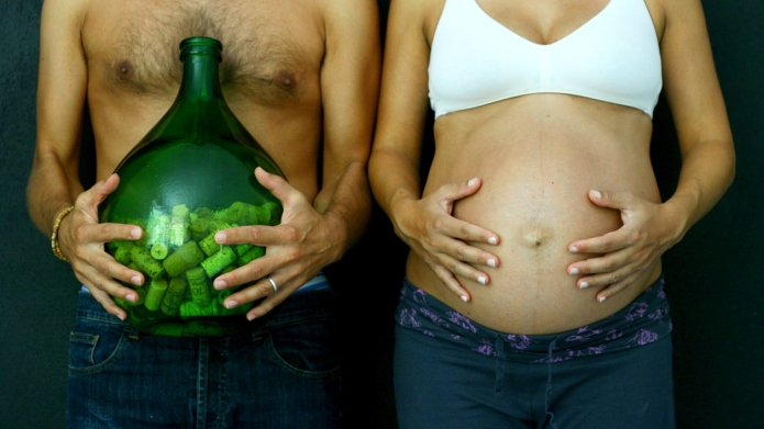 These creative maternity photos will totally