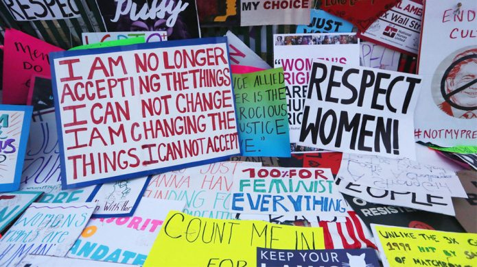 A Full-On Women's Strike Is Coming,