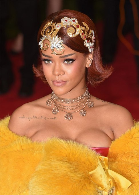 Celebrity Wig Looks: Rihanna | Halloween 2017