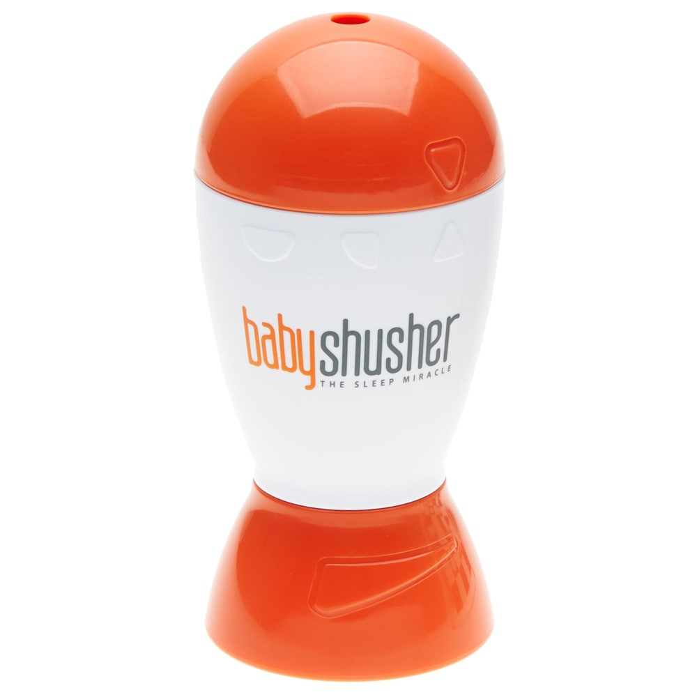 Stress-Relieving Products for New Parents: The Baby Shusher