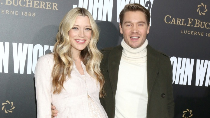 Chad Michael Murray Beams With Pride