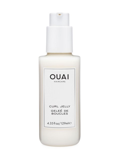 Product Pairs for Every Hair Texture: Ouai Curl Jelly