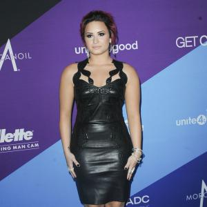 Demi Lovato inspires fans with her