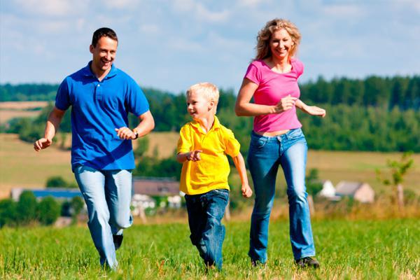 5 Tips for raising active kids