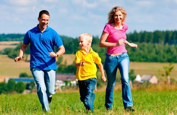 5 Tips for raising active kids