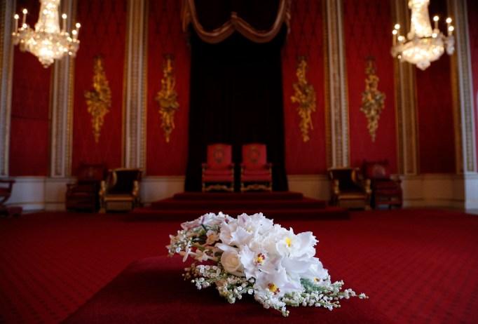 Inside the Royal Castles: Buckingham Palace Throne Room