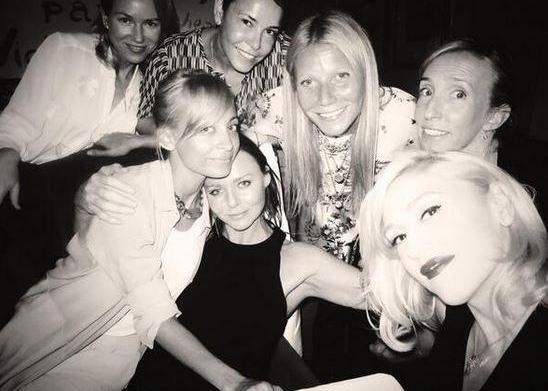 Mommy tweets: Gwen Stefani's epic mom